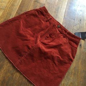 F21 Corduroy Skirt *MEMORIAL DAY WEEKEND SALE*